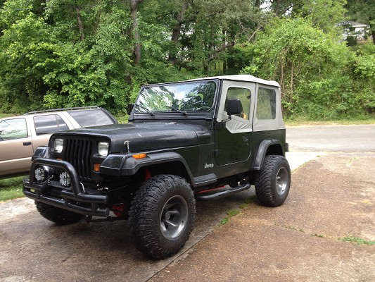 1993 jeep wrangler 1 possible trade 100487696 custom jeep classifieds jeep sales. Black Bedroom Furniture Sets. Home Design Ideas
