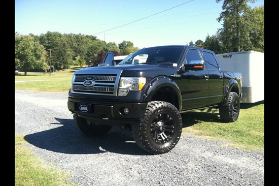 2010 Ford F150 Platinum 36 500 Or Best Offer 100478814