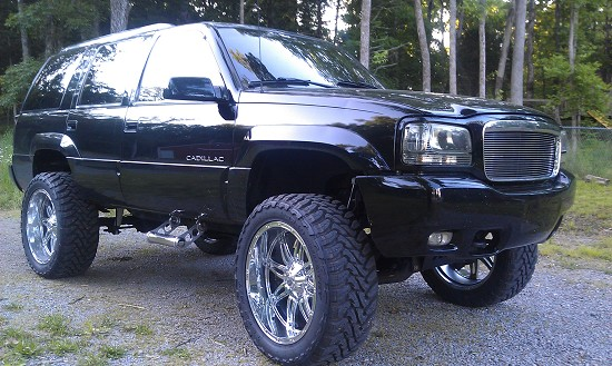 2000 cadillac escalade 20 000 possible trade 100580510 custom lifted truck classifieds lifted truck sales mautofied com