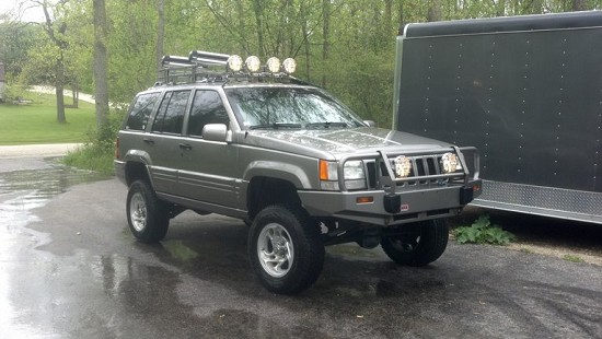 1997 Jeep Grand Cherokee Orvis $9,500   100489128 | Custom Lifted Truck  Classifieds | Lifted Truck Sales
