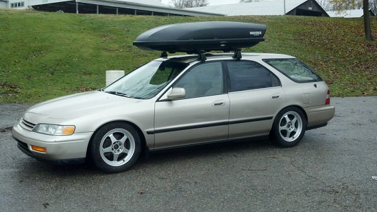 1994 honda accord wagon value