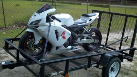 2006 Honda Cbr 600 Rr 6 000 100498299 Custom Street Bikes