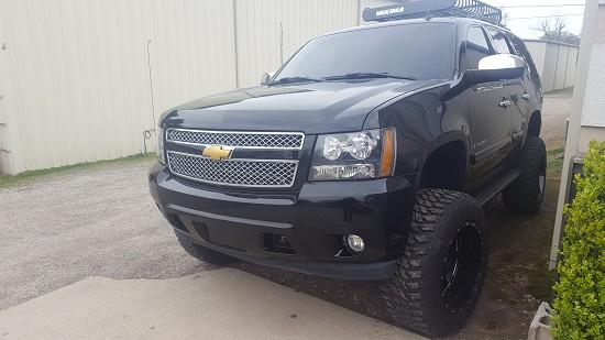 2007 Chevrolet Tahoe $163,000 Firm - 100693593 | Custom ...
