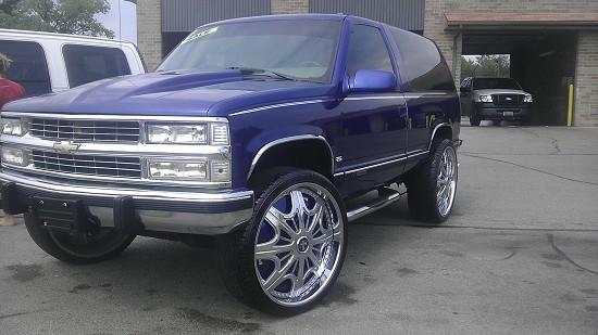 1994 Gmc 2 Door Yukon 1 Possible Trade 100520657 Custom Show Suv Clifieds S