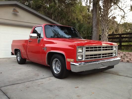 1984 Chevrolet C10 Silverado 8 500 Possible Trade