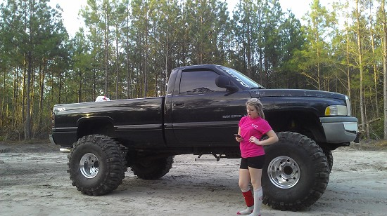 1999 Dodge Ram 2500 8 500 100502444 Custom Lifted Truck Clifieds S