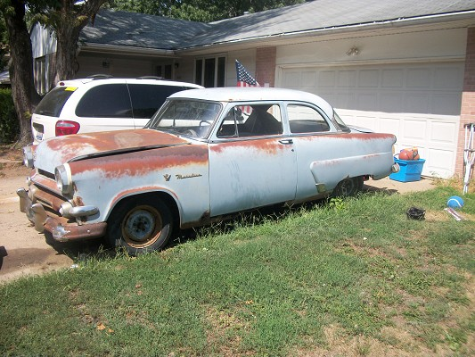 1954 ford mainline parts for 1954 ford mainline 2 door sedan sale