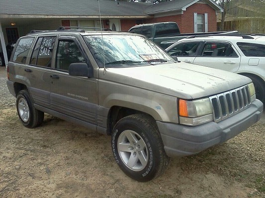 1996 jeep grand cherokee 2 500 possible trade 100585779 for 1996 jeep grand cherokee window problems