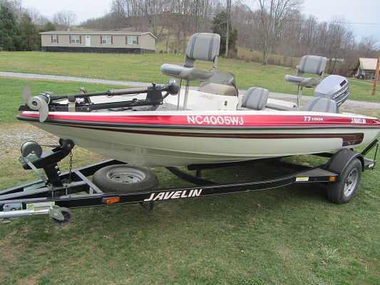 javelin bass boat owners manual