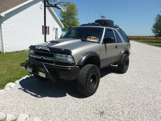 2000 Chevrolet Blazer ZR2 5000 Possible Trade  100524347