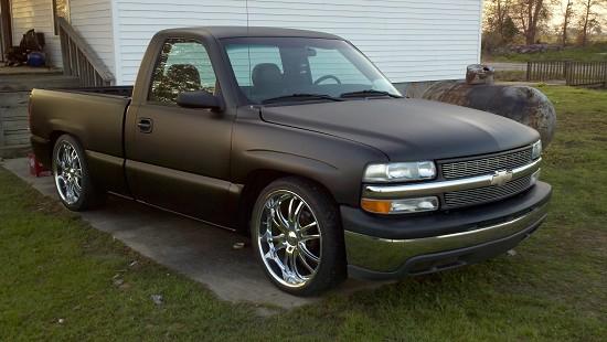 2001 Chevrolet Silverado $999,999 Possible trade ...