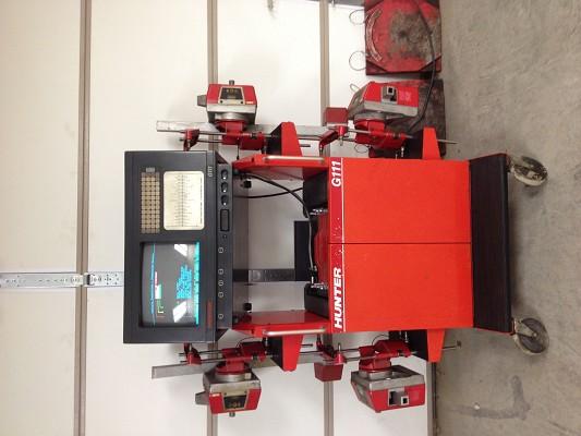 g111 alignment machine
