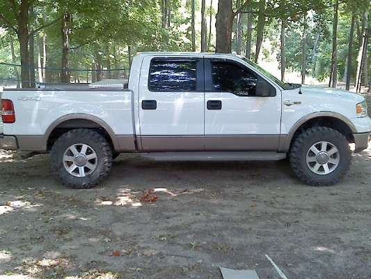 2005 ford f150 king ranch 18 000 or best offer 100528282 custom full size truck classifieds. Black Bedroom Furniture Sets. Home Design Ideas