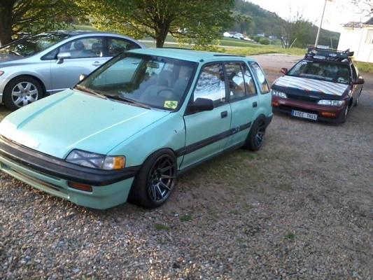 1988 Honda Civic Wagon Awd 4500 Possible Trade 100570447