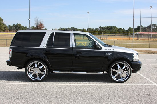 Ford Expedition Custom Paint Jobs