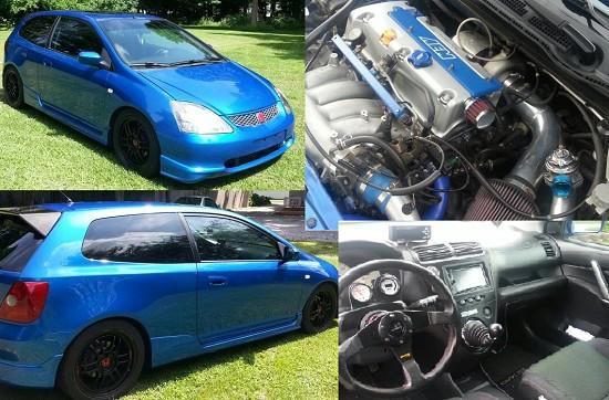 2003 Honda Civic Si TURBO||RPF1||KPRO $13,500 Possible Trade   100660906 |  Custom JDM Car Classifieds | JDM Car Sales