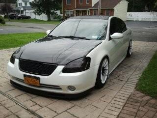 2003 Nissan Altima 9 000 100541729 Custom Import