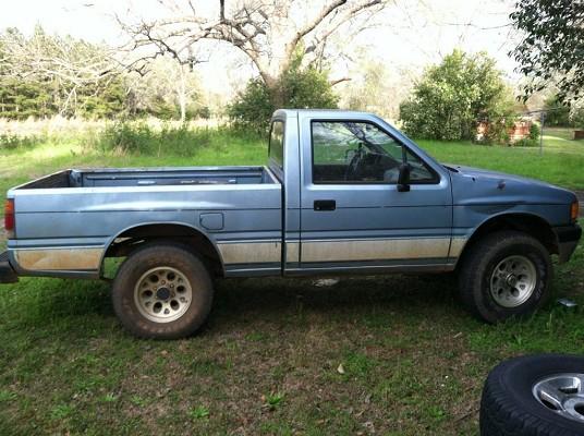1991 Isuzu pickup $3,000 Possible Trade - 100568598 | Custom