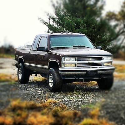 1998 Chevy Silverado Lifted