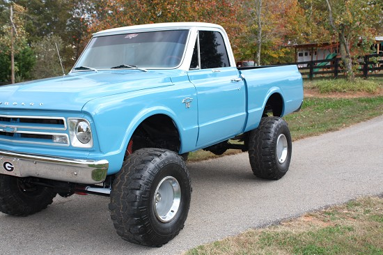 1967 Chevrolet 4x4 10 000 Possible Trade 100552206