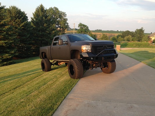 2008 Chevy Silverado Lifted >> 2008 Chevrolet Silverado 2500hd 38 000 Possible Trade 100605284