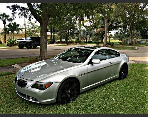 2004 BMW 645ci $1 - 100688903