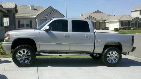 2006 Gmc Sierra Denali 21 000 Or Best Offer 100569741 Custom Lifted Truck Clifieds S