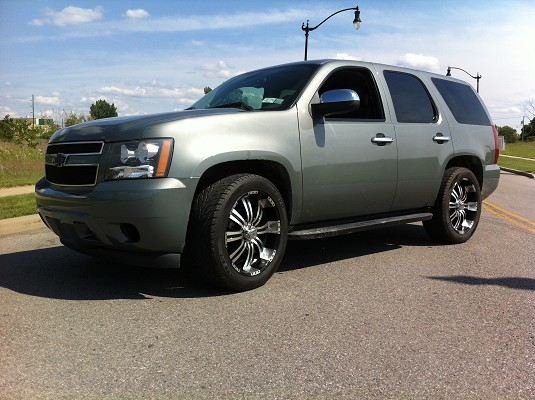 2008 Chevrolet Tahoe $14,000 Possible trade - 100602387 ...