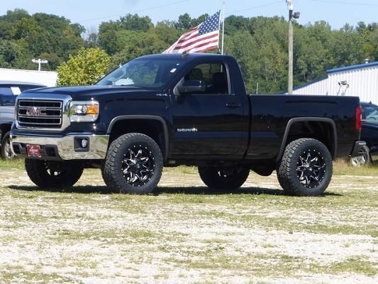 2014 gmc sierra 1500 reg cab sle 31 995 100627754 custom lifted truck classifieds lifted. Black Bedroom Furniture Sets. Home Design Ideas