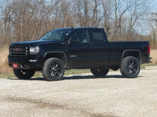 2016 gmc gmc sierra 1500 double cab 34 995 100681885 custom lifted truck classifieds. Black Bedroom Furniture Sets. Home Design Ideas