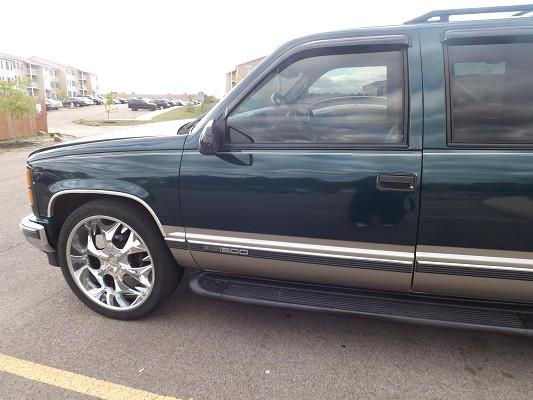 1999 Gmc Yukon  5 500