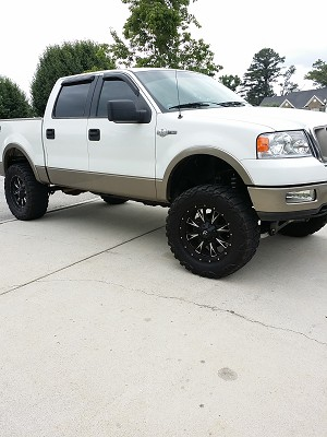 2005 Ford F150 King Ranch 17 500 Possible Trade 100647323