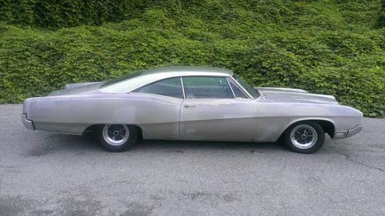 1967 buick wildcat custom 1 possible trade 100621186 custom classic car classifieds. Black Bedroom Furniture Sets. Home Design Ideas