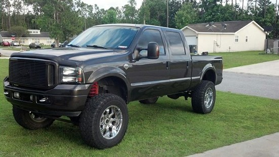 2007 Ford F250 Harley Davidson Edition $20,000 Possible trade - 100654280 | Custom Lifted Truck