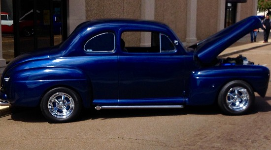1946 Ford Business Coupe $10,500 Firm - 100656287 | Custom