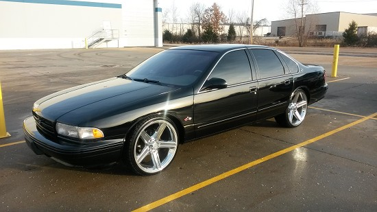 1995 chevrolet impala ss 8 500 or best offer 100657834 custom show car classifieds show. Black Bedroom Furniture Sets. Home Design Ideas