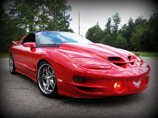 1998 pontiac trans am ram air ws6 9 950 or best offer 100317521 custom muscle car. Black Bedroom Furniture Sets. Home Design Ideas