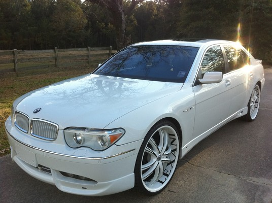 2003 Bmw 745li 29 500 100408132 Custom Luxury And