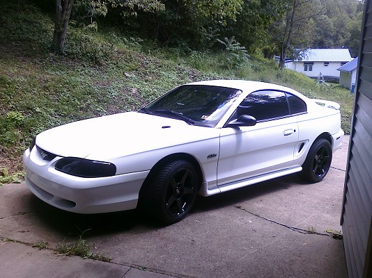 1997 Ford Mustang Gt 8 000 Or Best Offer 100421159