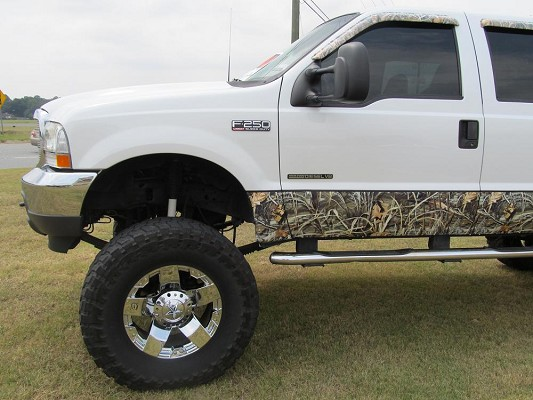2003 Ford F 250 22000
