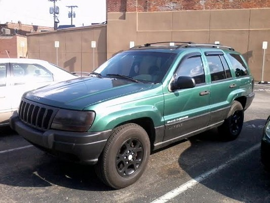 1999 jeep 2wd grand cherokee 1 possible trade 100513951 custom sport utility classifieds. Black Bedroom Furniture Sets. Home Design Ideas