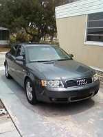 2004 Audi A4-quattro.. 1.8t