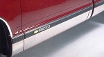 STAINLESS STEEL ROCKER PANELS 82-92 S-10 BLAZER