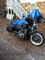 1999 Harley-Davidson Road King Custom