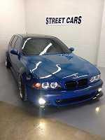 1999 BMW 540it