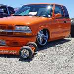 1999 GMC   Sonoma Ext Cab Long Bed