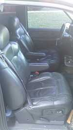 leather gm bucket seats trade for cloth..