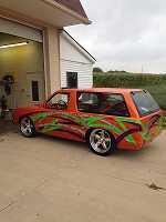 1989 Chevrolet Blazzer