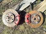 Big brake upgrades for honda civic and more!