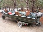 2000 Boat Aluminum